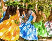 ロミロミ&ホットストーン&マタニティーロミロミマッサージ ハワイアンマッサージ専門店ゲットボディーバランス-ハワイ フラダンス1