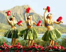 HAWAII フラダンス