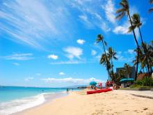 ハワイ 海 風景