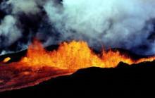 ハワイ キラウエア火山