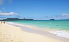 オアフ島 ワイマナロビーチ
